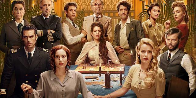 'Alta Mar', tráiler y póster de la 2ª Temporada