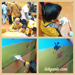 bermain di bebe sea preserve the turtle bebeland