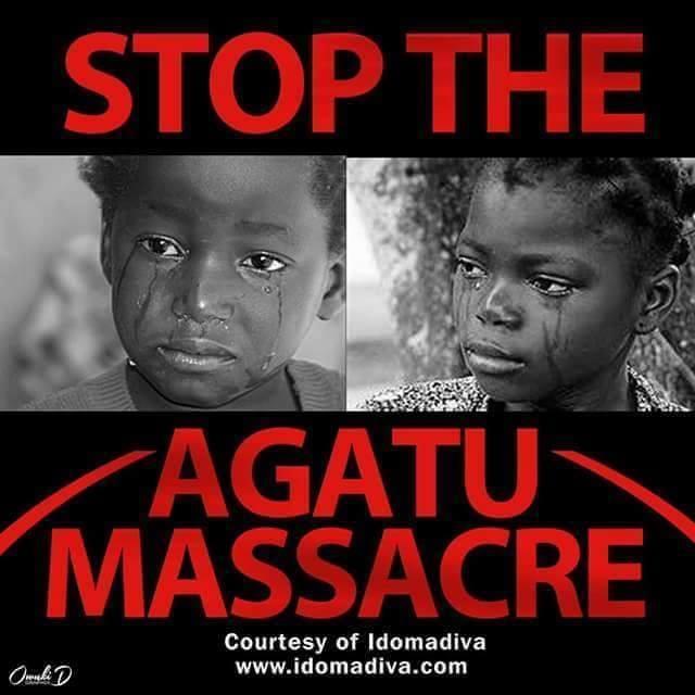 Amb. Linda Orokpo-Ochagla Leads Media Campaign  Against ''Agatu Massacre'' Creates Hashtag #StopTheAgatuMassacre