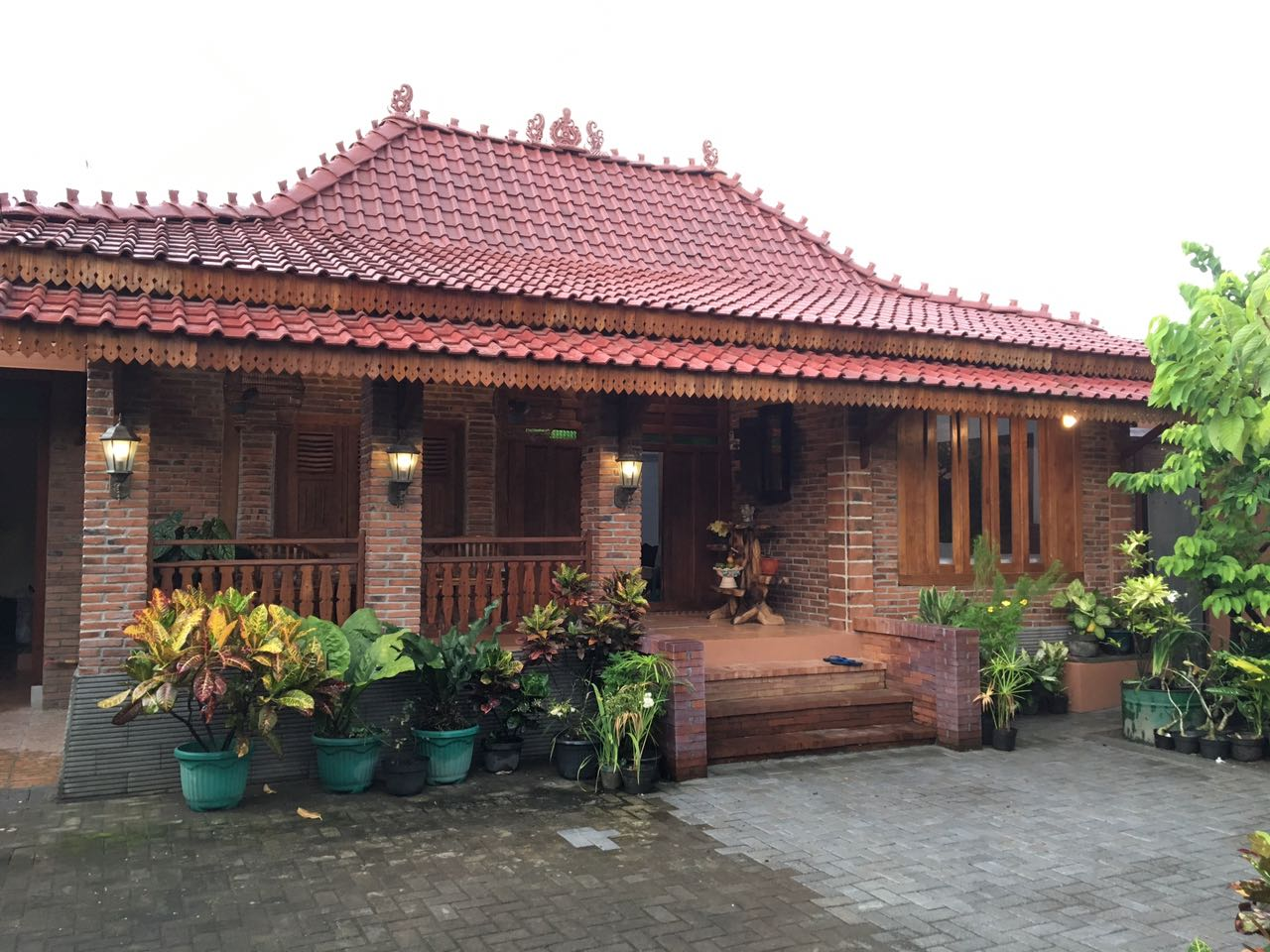 Rumah Limasan Murah Rumah Limasan Jawa