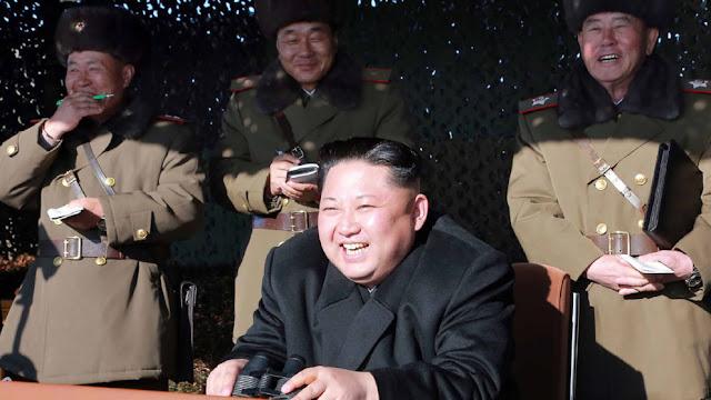 Coreia do Norte diz que pode testar lançamento de míssil a qualquer momento