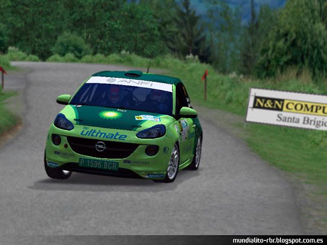 Oliver Alonso Rally de Canarias