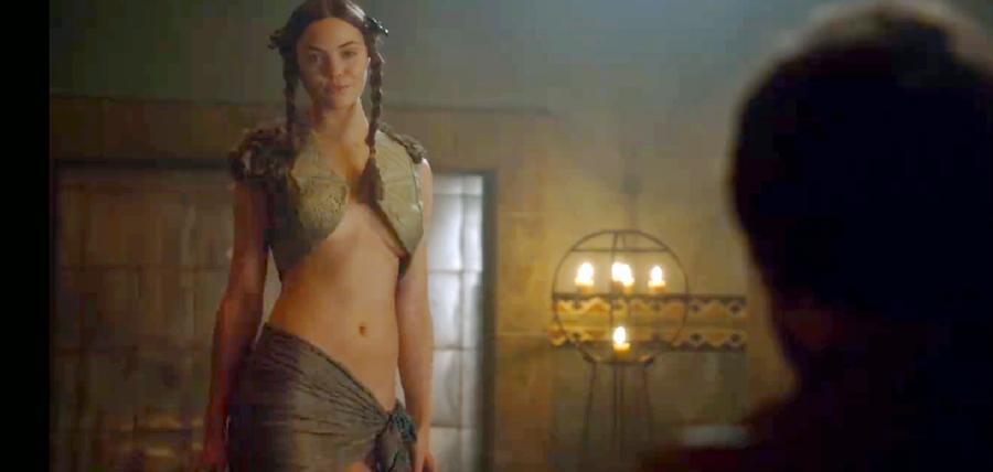 Sand Snakes - Una din fiicele nelegitime ale lui Oberyn Martell