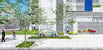 沙田路立體停車場公共藝術徵選 「樂遊」車體造型脫穎而出