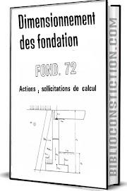 Dimensionnement des fondation pdf