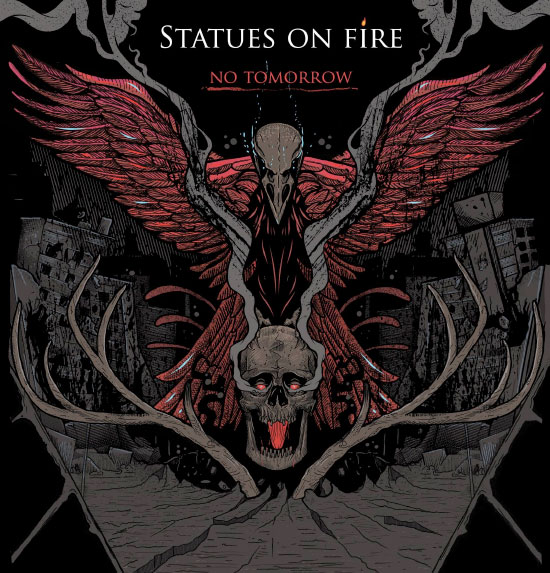 Statues On Fire release teaser for new album 'No Tomorrow'