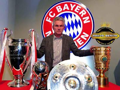 Heynckes Menjadi Pelatih Tertua Di 5 Liga Eropa