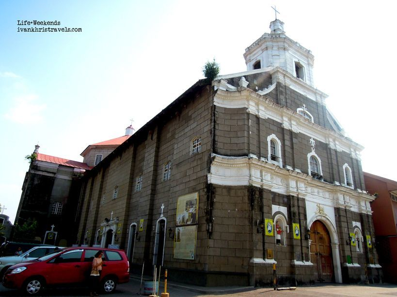Three Kings Parish Church in Gapan, Nueva Ecija