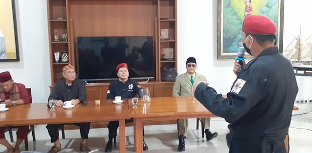 Organisasi Sayap PDIP Sambangi Rizal Ramli, Ngeluh Jokowi Kini Sudah Tak Punya Hati