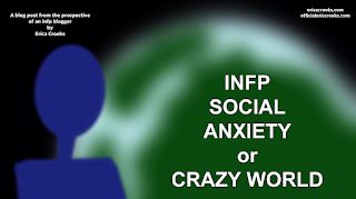 INFP Social Anxiety