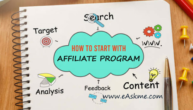 How to Make Money Online with Affiliate Sites: eAskme