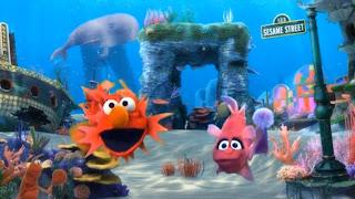 Sesame Street Sesame Ocean