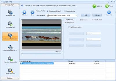 تنزيل برنامج تحميل الأفلام والفيديو GetFLV برابط مباشر