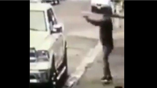 Video; así ejecutó un Sicario a Empresario Aguacatero en Uruapan Michoacán