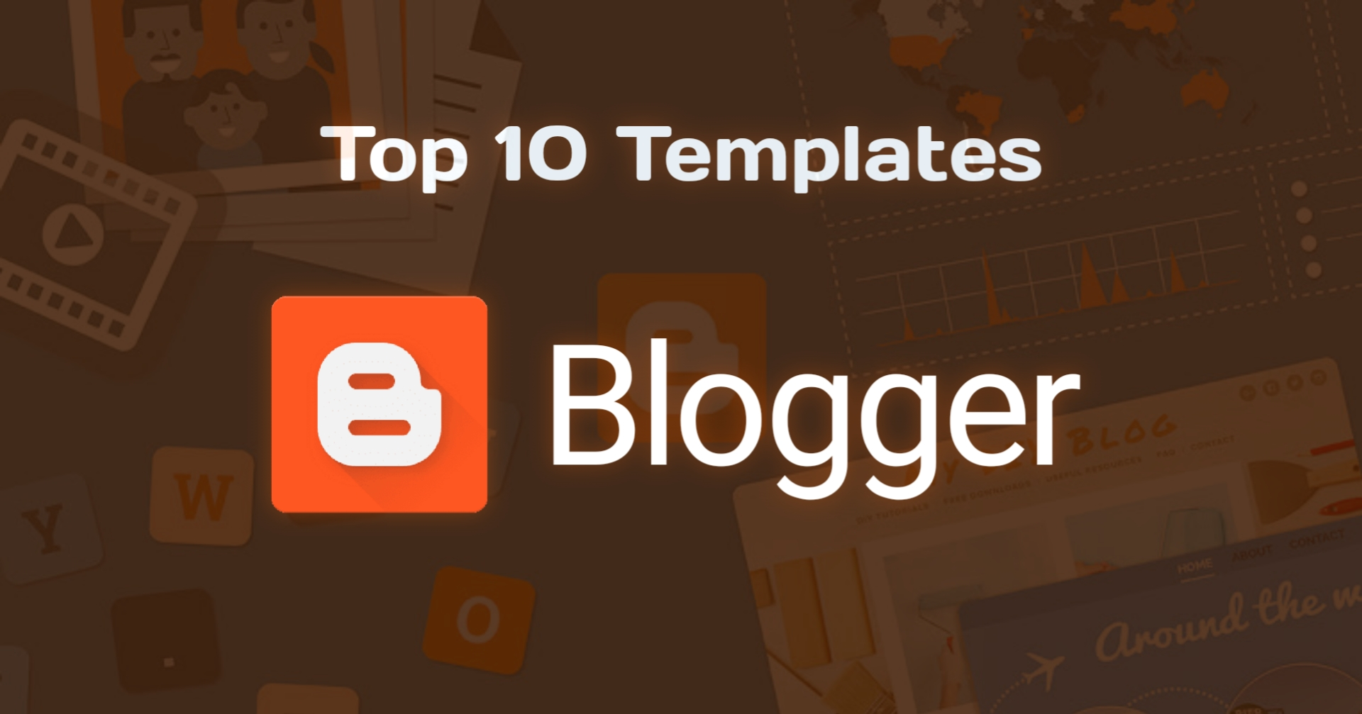 ITop 10 Best Blogger Templates