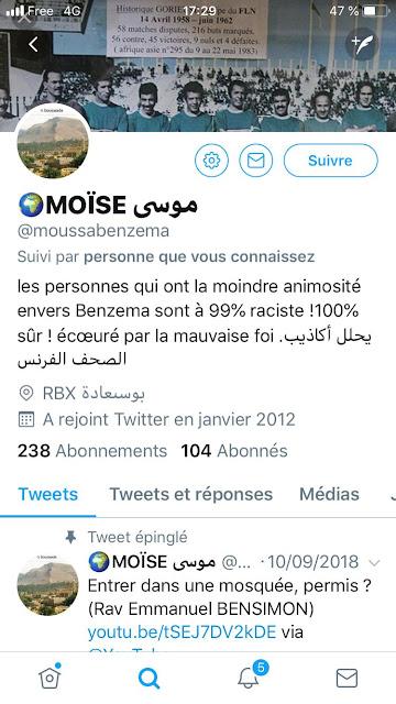 Moussa Benzema
