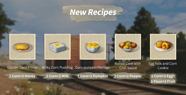 Daftar resep makanan life after lengkap
