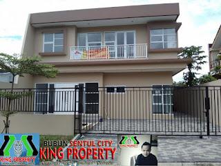 Rp.2.3 Milyar Dijual Rumah Baru View G.Pancar Di Beverly Hill Sentul City ( Code : 253 )