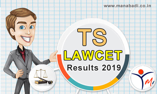 TS LAWCET Results 2019