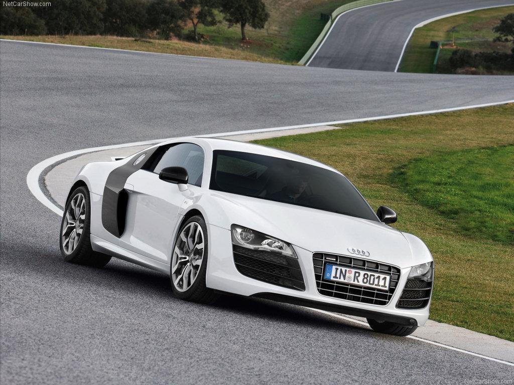 Car-Models-com: 2010 Audi R8 V10 5.2 FSI quattro