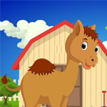 Games4king Cartoon Camel Rescue
