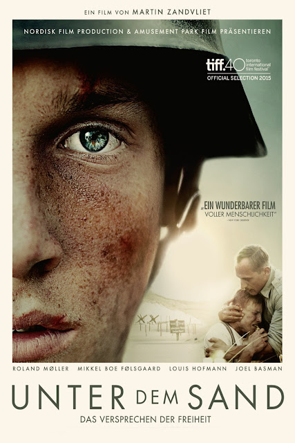 Land of Mine, Movie Poster
