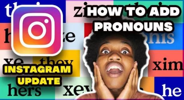 Cara Menambahkan Pronouns di Instagram