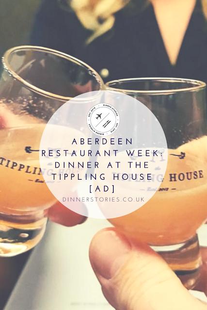 Aberdeen Restaurant Week: Dinner at the Tippling House
