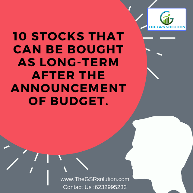 10 stock to buy for long term