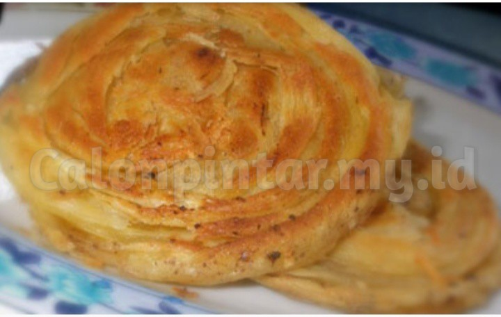 Cara Bikin Roti Maryam Empuk