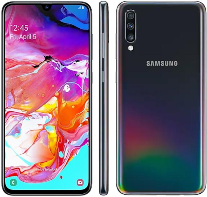 موبايل Samsung Galaxy A70 بسعر 5599 جنيه على جوميا مصر