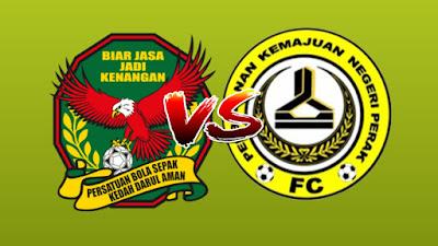 Live Streaming Kedah vs PKNP FC Piala Malaysia 29.9.2019