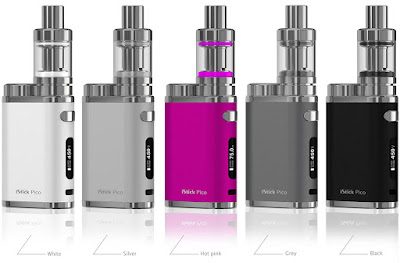 Melo III Mini Tank Is Perfectly Match With The iStick Pico !