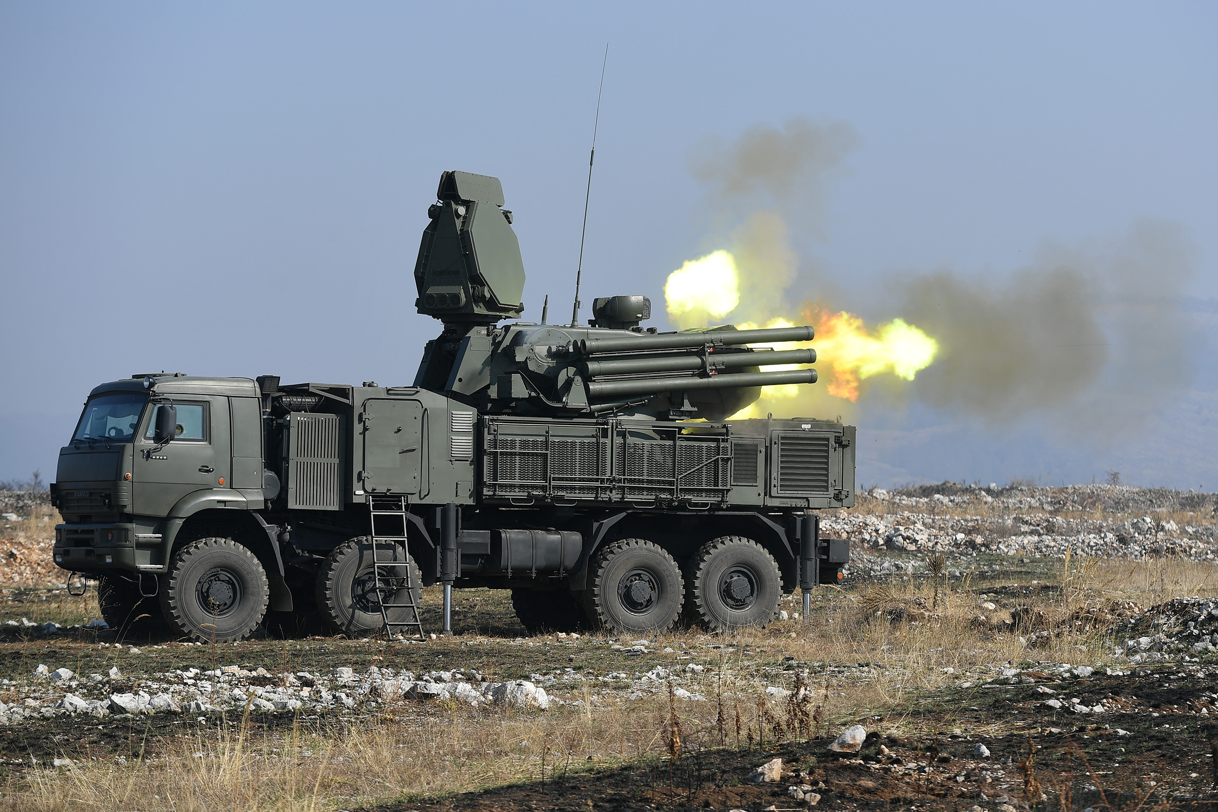 How The US And Turkey Studying A Captured Russian Defence System
