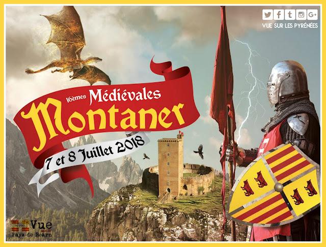 Les Médiévales de Montaner 2018