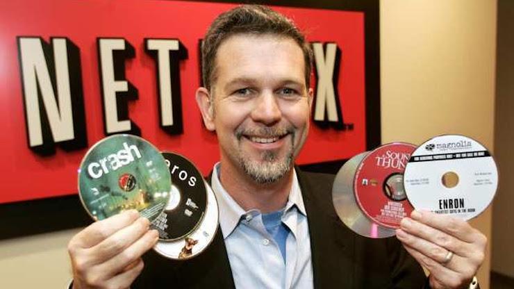 El origen de Netflix