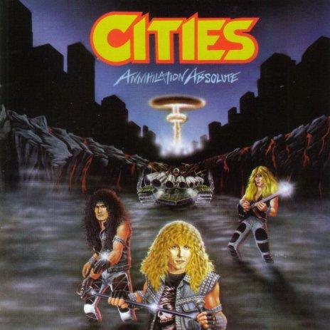 """Το βίντεο των Cities για το """"Stop the Race"""" από το album """"Annihilation Absolute"""""""