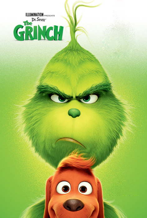 The Grinch [2019] [DVD9] [NTSC] [Latino]