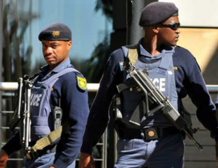 Two escaped prisoners 'shot dead' in South Africa
