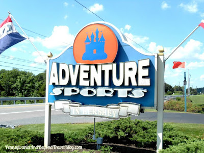 Family Fun at Adventure Sports in Hershey