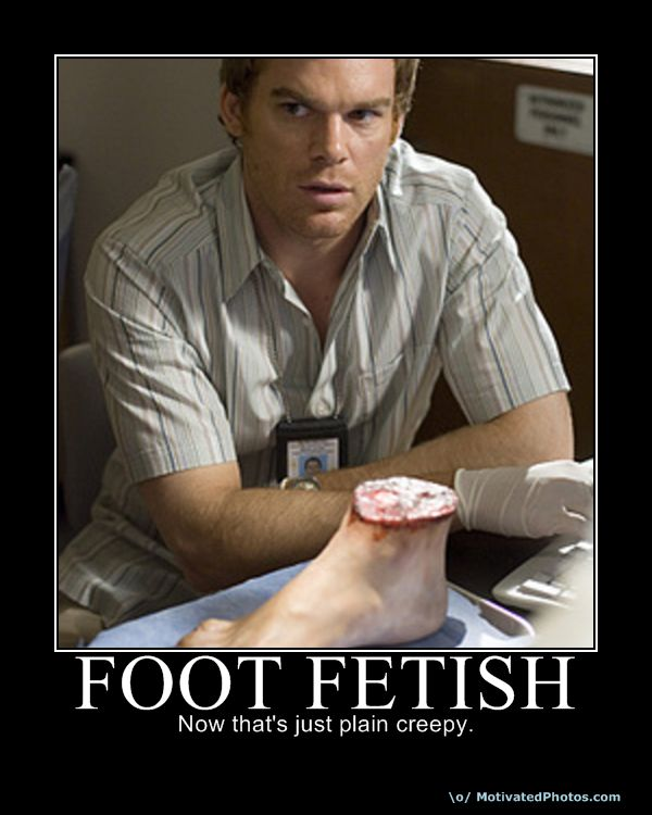 Foot Fetish Weird 23