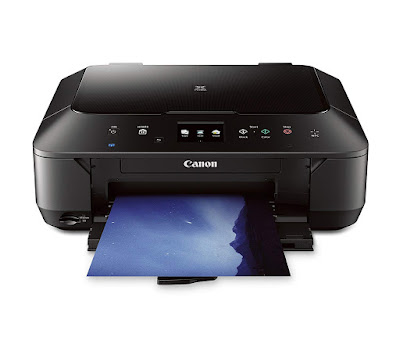 Print wirelessly in addition to effortlessly from your compatible iPhone Canon PIXMA MG6620 Driver Downloads