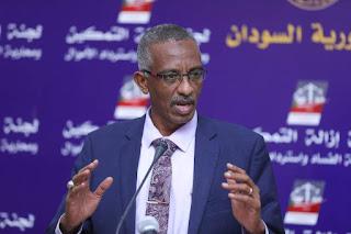 حوار مثير مع وجدي صالح عضو لجنة إزالة تفكيك تمكين نظام الثلاثين من يونيو1989م