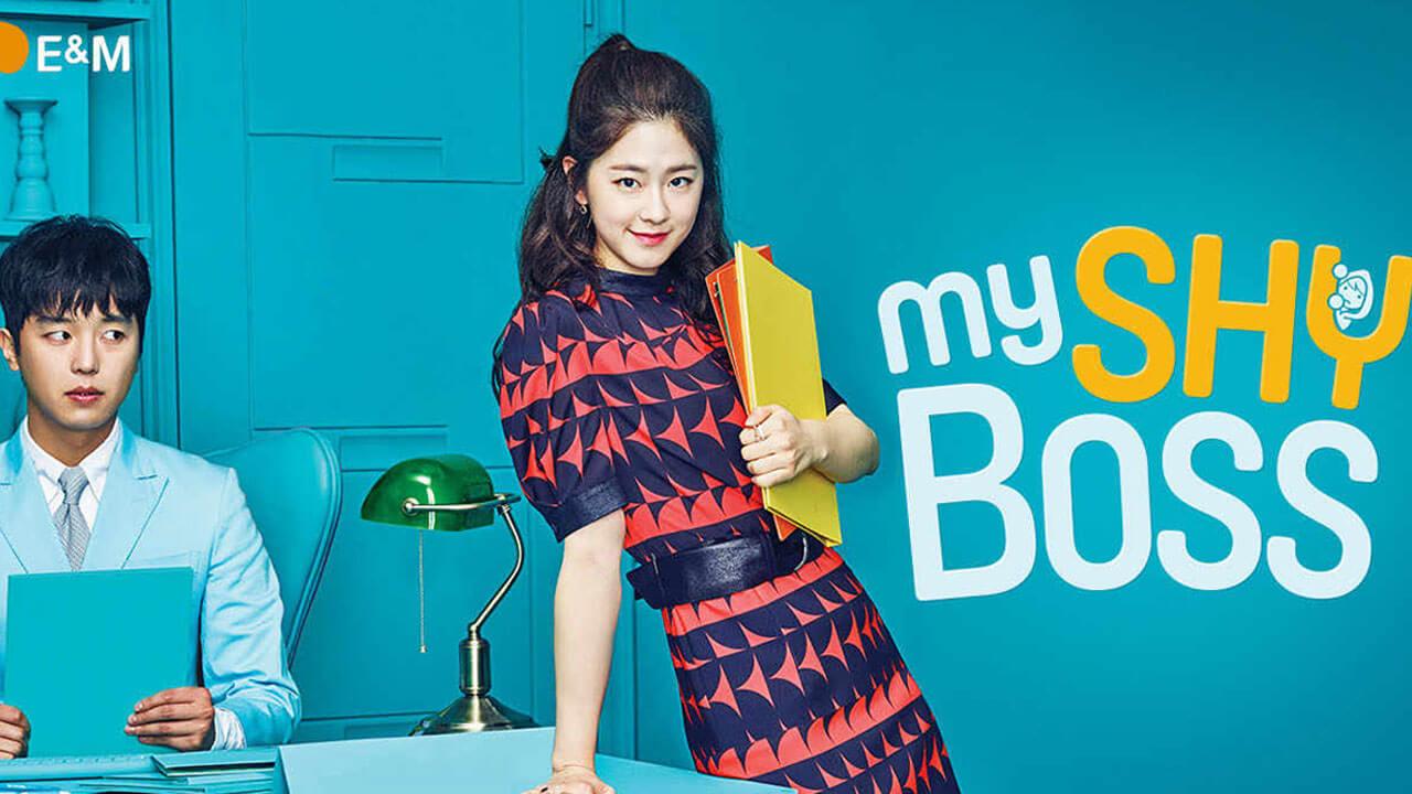 Profil dan Biodata Lengkap Pemain Film Korea Introverted Boss (Sensitive Boss)