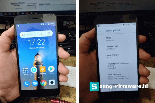 Bypass FRP Xiaomi Redmi GO by RBSoft Tool Tested
