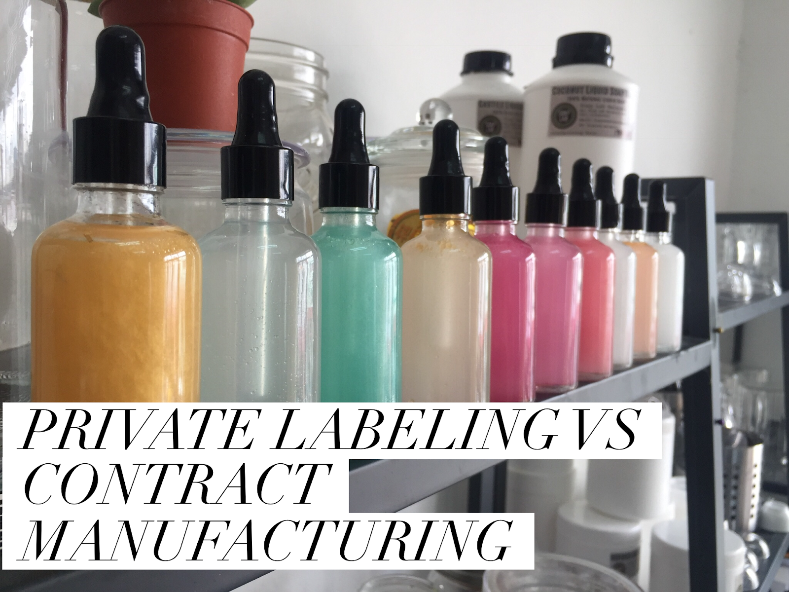 SoapLab Malaysia: Difference between Contract Manufacturing ...