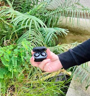 OMIX Y6真無線半入耳式運動藍牙耳機