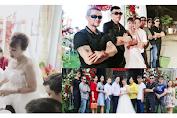 Cô dâu Thu Sao làm tiệc 2 năm ngày cưới, mặc váy cô dâu rườm rà linh đình như hôn lễ chính