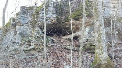 Blowing Springs Cave