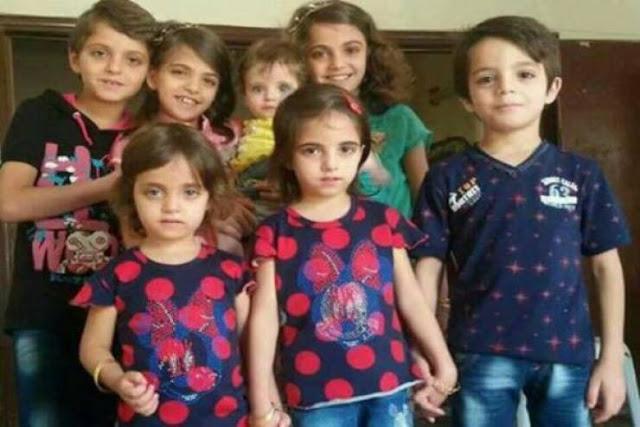 طبيب سوري يدفن أولاده السبعة... وهذه هي التفاصيل ما حدث مؤثر للغاية